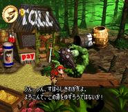 Klubba's Kiosk - Super Donkey Kong 2