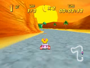Fossil canyon 64