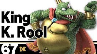 67 King K. Rool – Super Smash Bros. Ultimate