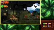 Donkey Kong Country Returns 3D - Level 9-3 Spiky Surprise 100% Walkthrough (3DS Exclusive Level)