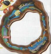 Wizpig race map