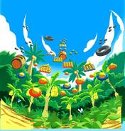 Fondo de jungla kos
