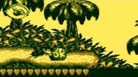 Donkey Kong Land - Simian Swing