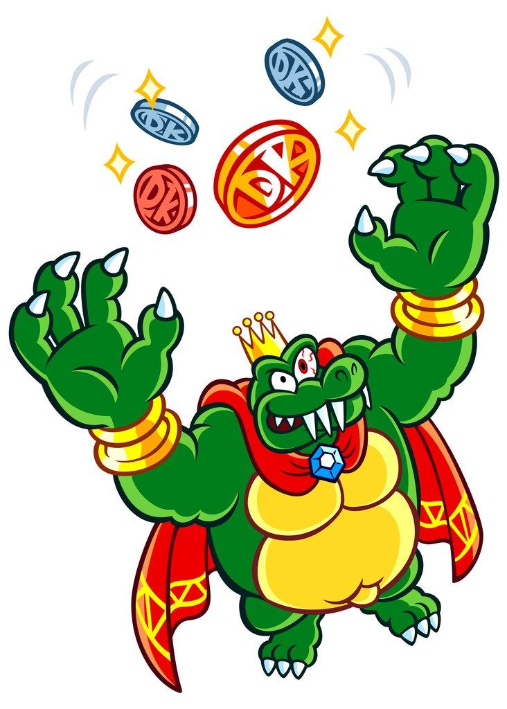 Image Kingswingk Rool Jpg Donkey Kong Wiki Fandom
