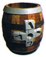 SteerableBarrel DKC2