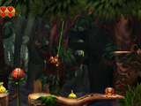 Vine Valley (Donkey Kong Country Returns)