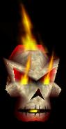 Skull Cart