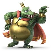 Switch SuperSmashBrosUltimate char KingKRool