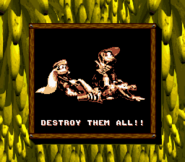 Destroy Them All (Donkey Kong Land 2)