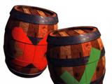 Check and X Barrels