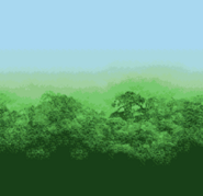 Jungle background GBA