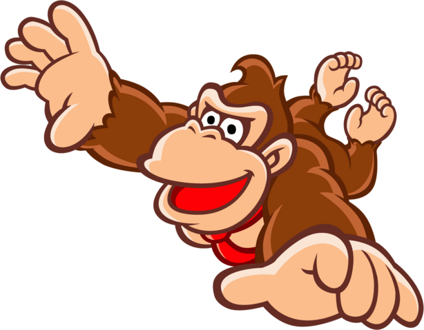 image dkswingart png donkey kong wiki fandom powered by wikia rh donkeykong wikia com King Kong with Girl Clip Art King Kong with Girl Clip Art