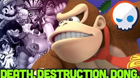 DK Theory- The Great Ape War - Gnoggin X Treesicle