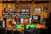 Cranky's Cabin GBA