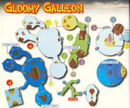 Gloomy galleon map