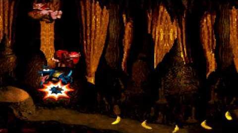 Donkey Kong Country (SNES) - Kongo Jungle - Reptile Rumble