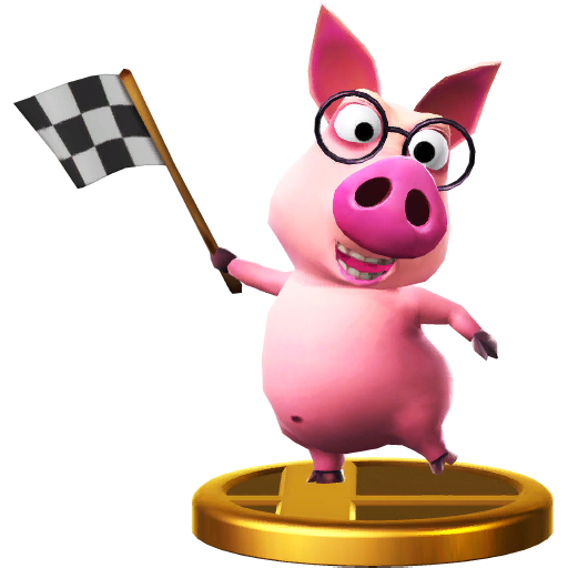 Tutorial Pig | Donkey Kong Wiki | FANDOM powered by Wikia