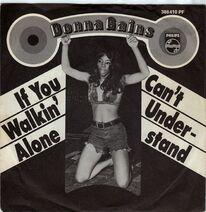 If You Walkin' Alone