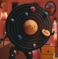 Spacey the Solar System
