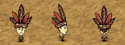 Feather Hat Winona