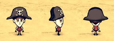 Pirate Hat Wilson
