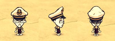 Captain Hat Wickerbottom