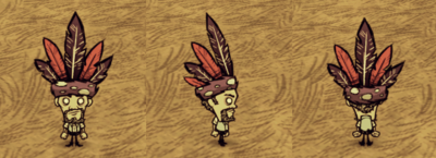 Feather Hat Warly