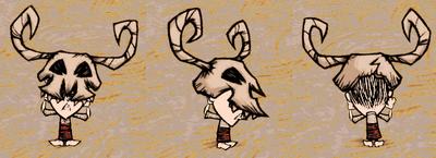 Bone Helm Wickerbottom