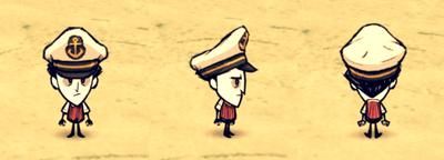 Captain Hat Wilson