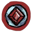 Red Moonlens Icon