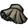 Flat Fish Tan Pleated Skirt Icon