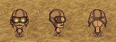 Desert Goggles WX-78