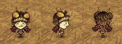 Lucky Beast Head Wigfrid