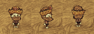 Thulecite Crown Woodie