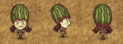 Fashion Melon Wigfrid