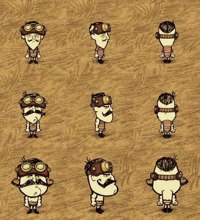 Fashion Goggles Wolfgang