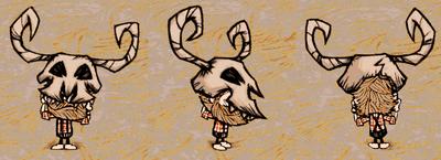 Bone Helm Woodie