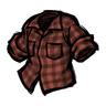 Higgsbury Red Lumberjack Shirt Icon