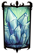 Crystal Portrait Background