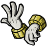Tragedienne Gloves Icon