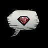 Red Gem Emoticon Icon