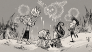 RWP 220 New Year's Fireworks Drawing