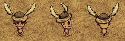Beefalo Hat WX-78