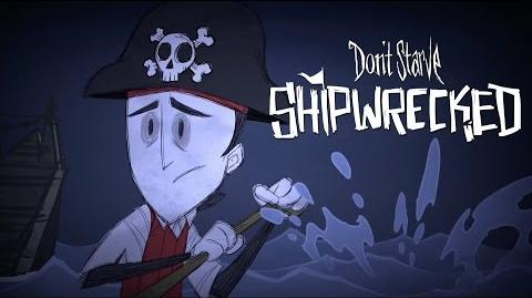 Don't Starve Shipwrecked Launch Trailer
