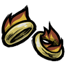 Inferno's Cuffs Icon
