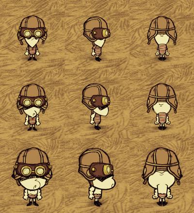 Desert Goggles Wolfgang