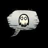 Ghost Emoticon Icon