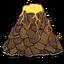 Volcano/Object