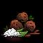Salty Meatballs