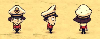 Captain Hat Wheeler